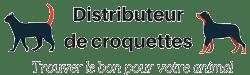 logo distributeur de croquettes